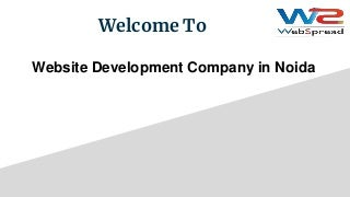 Website Development Company in Noida - NCR, Delhi, USA