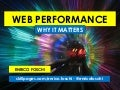 Web Performance - Why it matters