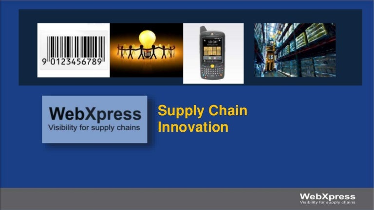 Web xpress supply chain innovation for elsc (2)