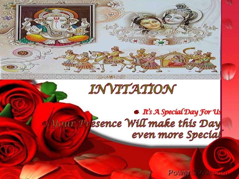 Rashmi wedding invitation stopboris Images