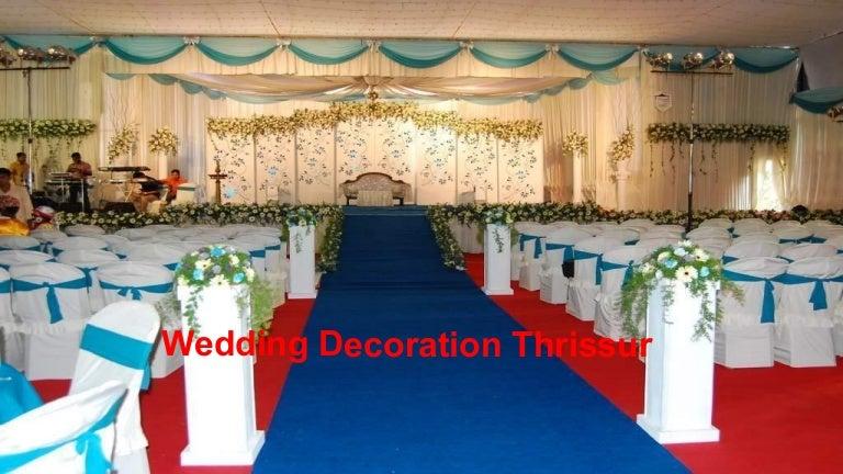 Wedding decoration thrissur junglespirit Gallery