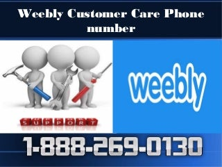 weebly tech support