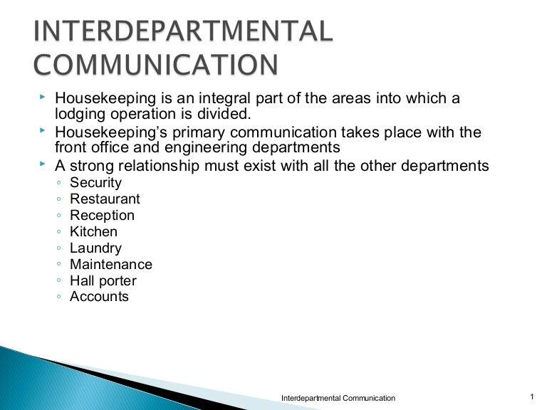 Interdepartmental communication at mazda