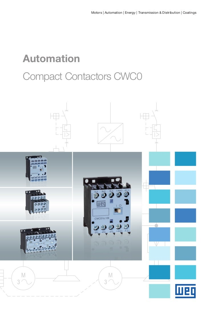 Cwc Contactor D61 Wiring Diagram