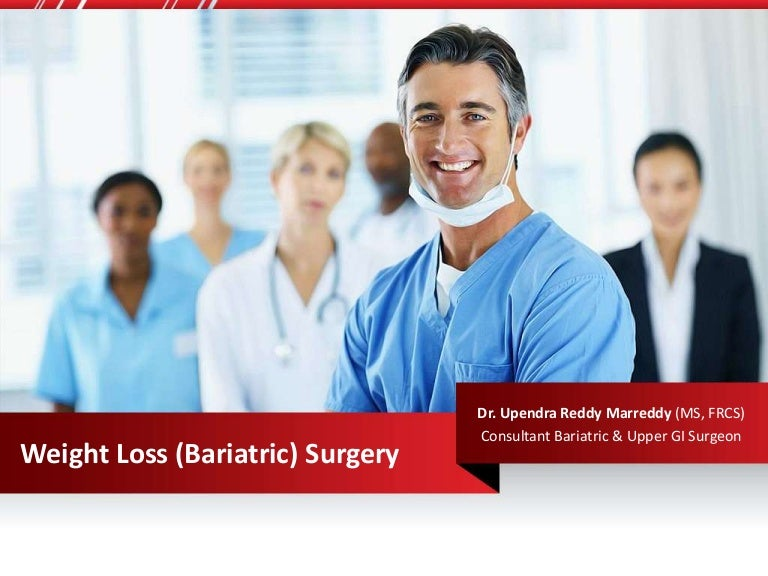 Weight Loss Bariatric Surgery – Weight Loss Consultant