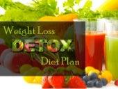 Weight Loss Detox Diet Plan