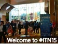 Welcome to #ITN15