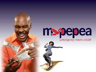 Welcome to M-Pepea credit