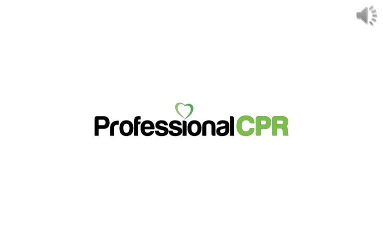Welcome To Professional Cpr