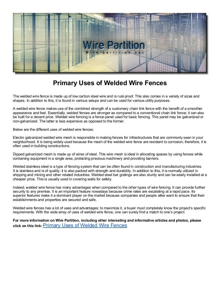 Outstanding Welded Wire Fabric Sizes Model - Everything You Need to ...