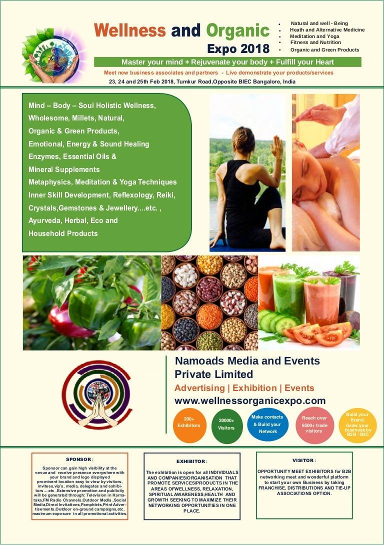 Wellness and organic expo 2018 namoads final