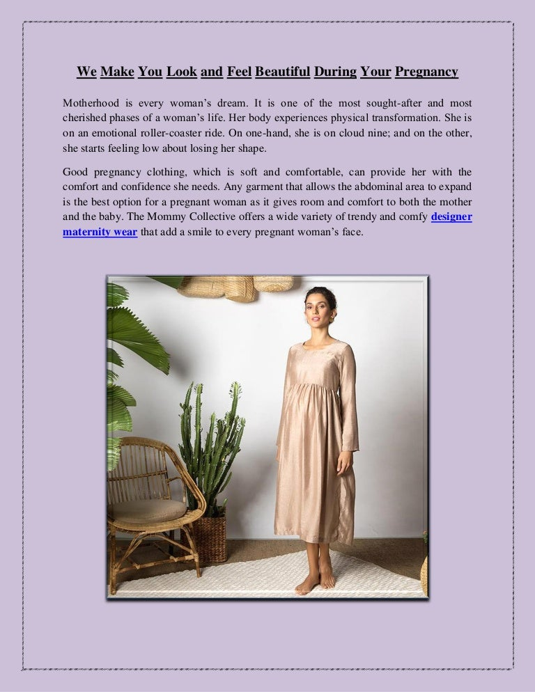 Online Maternity Stores