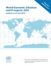 World Economic Situation and Prospects 2014 - Update as of mid-2014