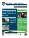 Cook County/West Suburban Senior Services EECBG Project Profile