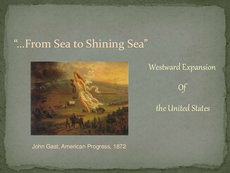 westward expansion p pt