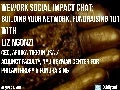 WeWork Social Impact Chat- Building Your Network: Fundraising 101