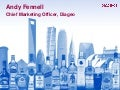 Global Marketer Conference 2013 - Andy Fennell, CMO, Diageo