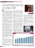 A global view on mattress sector by CSIL