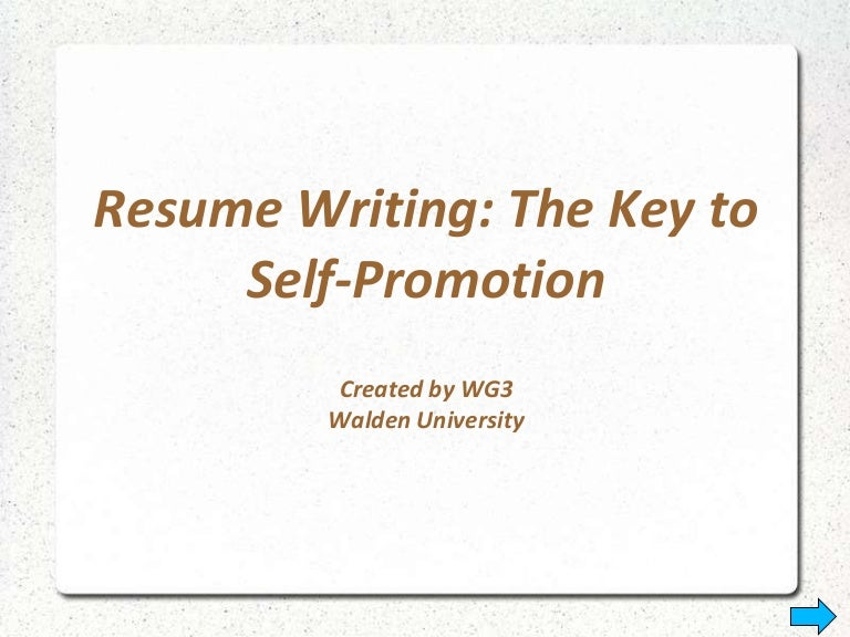 SlideShare  What Are The Different Types Of Resumes