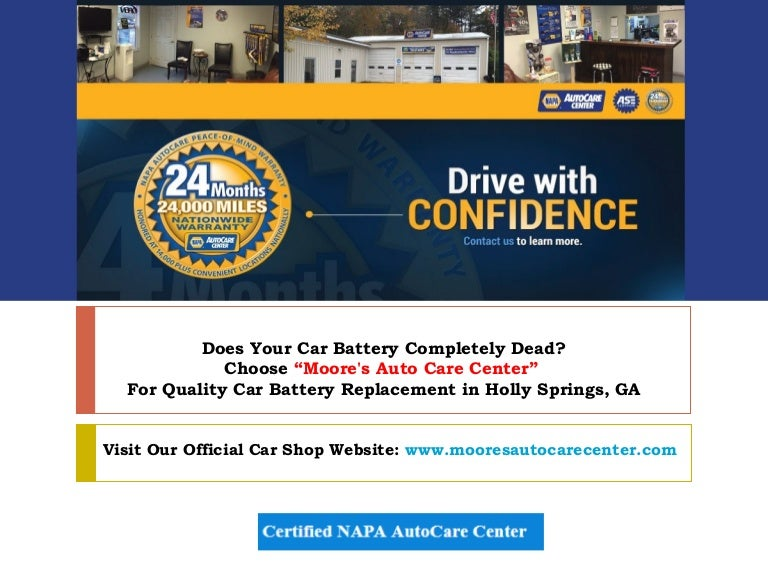 Have you Ever Noticed any Signs of Car Battery Dying? Call