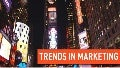 What are important trends in marketing practices