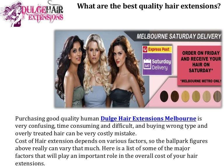 What Are The Best Quality Hair Extensions