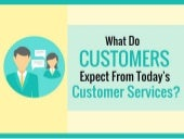 What Do Customers Expect From Today's Customer Services?