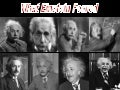 What Einstein Feared