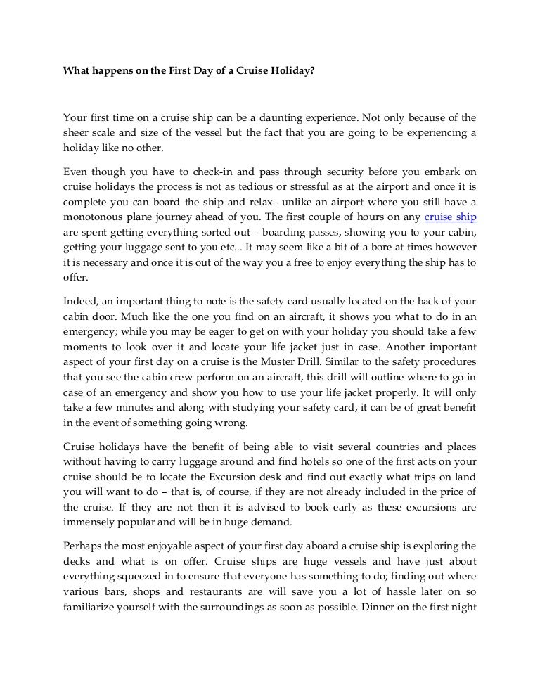 essay on my first day in school after summer vacation