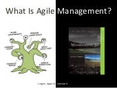 What Is Agile Management?