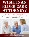 What is an Elder Care Attorney?
