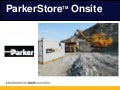 What is the Onsite Container Program from ParkerStore | Parker Hannifin
