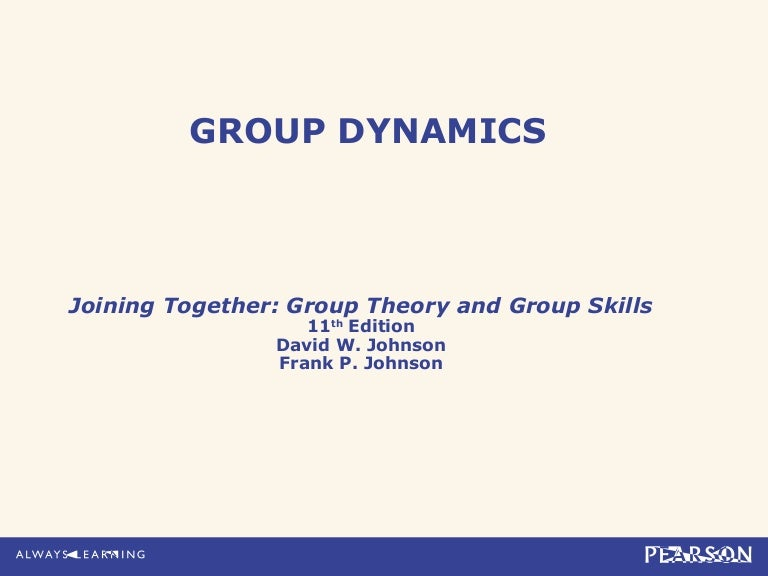 importance of group theory