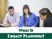 What is Indiana Legacy Planning