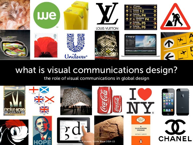 What Is Visual Communication Design Keynote