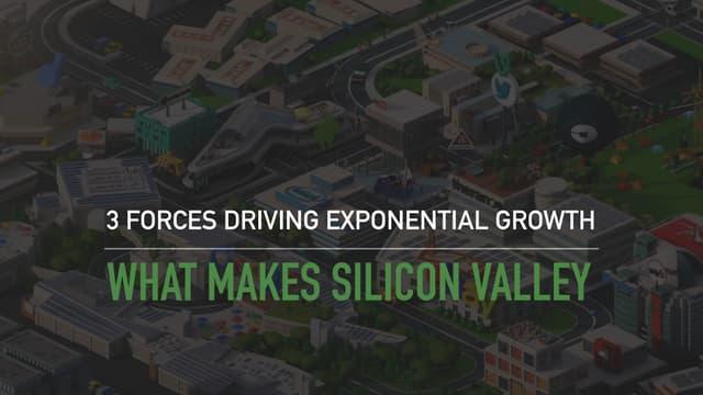 What makes Silicon Valley by Tommaso Di Bartolo