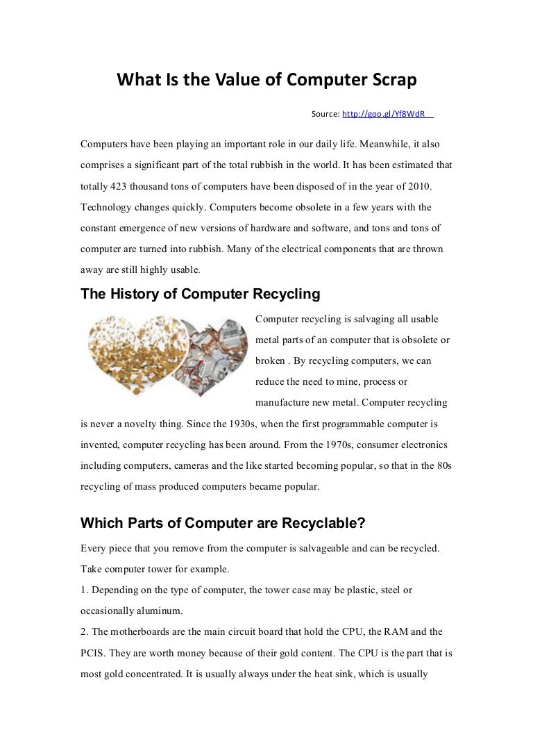 What Is The Value Of Computer Scrap Circuit Board Recycling Machine Whats 160218073401 Thumbnail 4cb1455780973