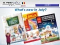 What's new in retailers RO July 2015