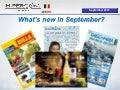 What's new in retailers September 2015 RO