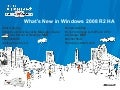 Whats New In Windows 2008 R2 High Availability