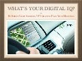 What's Your Digital IQ? Business Tech Trends & Applications by @PYMLIVE