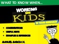 What to know when working with children in your research, university of guelph