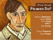 What Would Picasso Do?