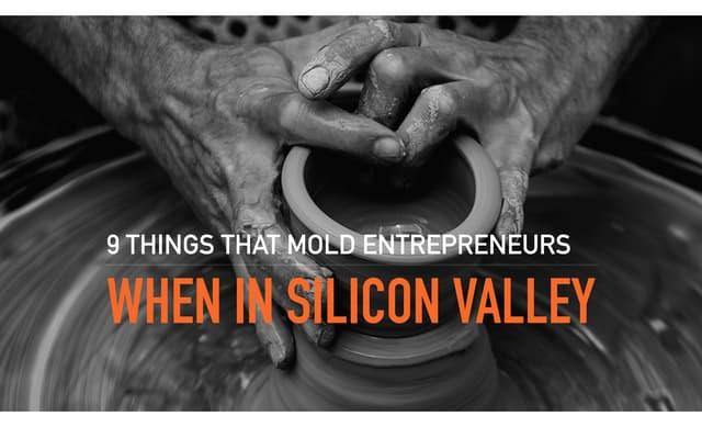 When in Silicon Valley by Tommaso Di Bartolo