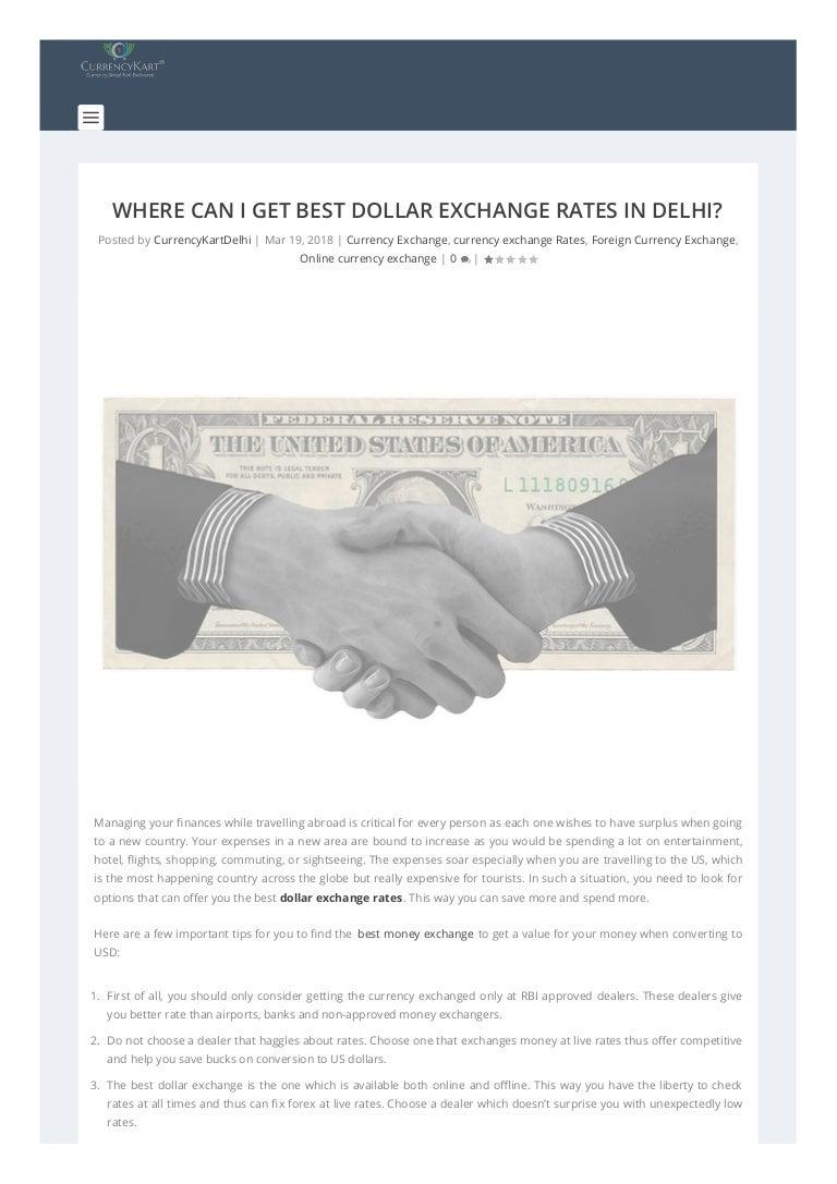 #1 Foreign Exchange in Delhi   Money Exchange in Delhi