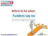Where to go when funders say no! final pdf