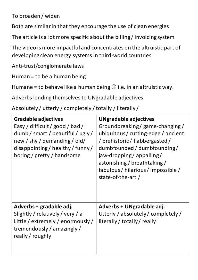 breathtaking adjectives