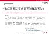 中国のインターネット市場動向から探る、インバウンドマーケティングの攻略法