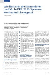 WhitePaper Stammdaten-Qualitätsmanagement