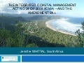 integrated coastal managment, land, cadatre, Whittal fisher icma_am_bill_may2014